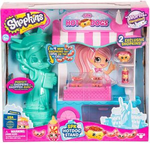 Ny hot dog stand shopkins for Sale in Woodbridge, VA
