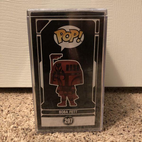 Funko Pop Vinyl - Star Wars - Boba Fett (WonderCon Target Exclusive 🎯) 💥 ✨