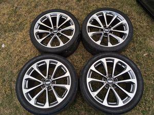 2016 CTS V OEM wheels w/tires for Sale in Schertz, TX