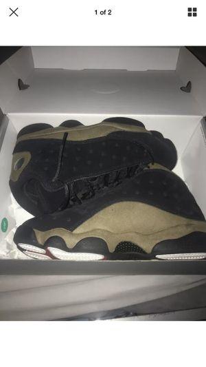 Jordan 13 Black Olives for Sale in Detroit, MI