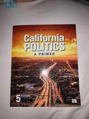 California Politics a Primer for Sale in Baldwin Park, CA