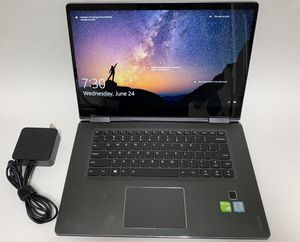 Lenovo Yoga 710-15ikb 2-in-1 TOUCH✔ intel i5-7200U✔ 8GB RAM✔256GB SSD✔ NVIDIA 940MX✔ Laptop for Sale in Silver Spring, MD