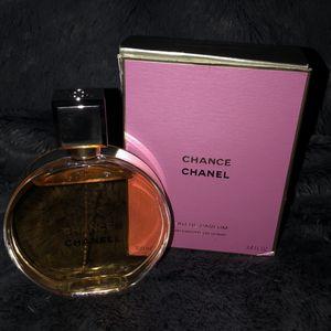 3.4 oz chanel perfume for Sale in Sacramento, CA