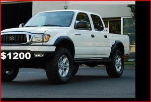 Price$1200 Toyota Tacoma for Sale in Westover, WV