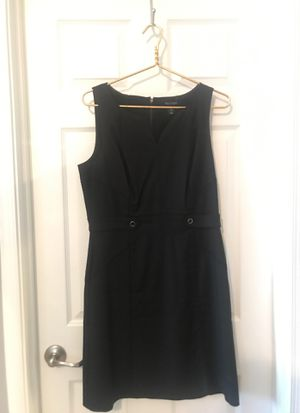 WHBM Black sleeveless dress size 10 for Sale in Gibsonia, PA