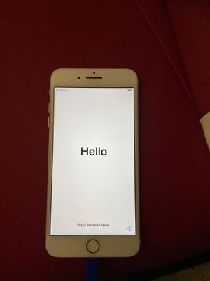 iPhone 7 Plus 32gb T-Mobile for Sale in Goodyear, AZ