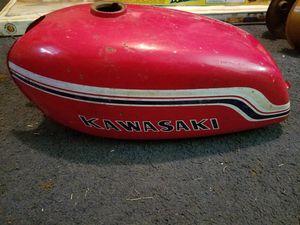 1971 g3ssb 90cc Kawasaki gas tank for Sale in Hillsboro, OR