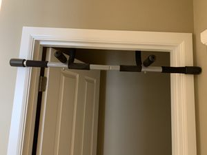 Over-the-Door Pull-Up Bar for Sale in Lake Stevens, WA