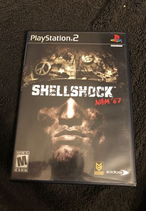 Shell Shock Nam'67 ps2 for Sale in Wallingford, CT