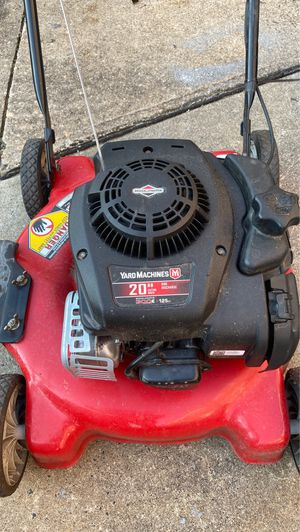 """20"""" lawn mower for Sale in Dundalk, MD"""