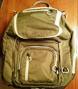 Embark Green Backpack Made with 100% Recycled Bottles for Sale in Renton, WA