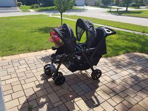 Chico Cortina Double Stroller for Sale in Mundelein, IL