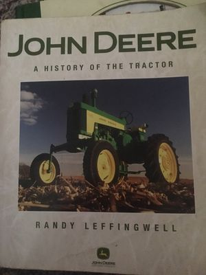 John Deere A History Of The Tractor for Sale in Spring, TX