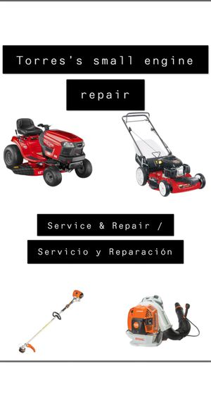 Small engine repairs for Sale in Parlier, CA
