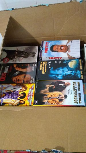 VHS tapes for Sale in Tracy, CA