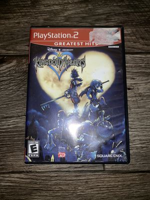 Kingdom Hearts For PS2 for Sale in West Valley City, UT