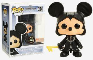 Funko POP! Disney Organization Mickey 334 GLOW CHASE for Sale in Grand Prairie, TX