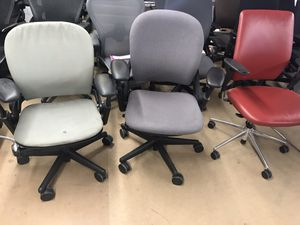 Steelcase and vitra office chairs for Sale in Los Angeles, CA