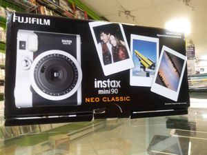 Instax Mini 90 Neo Classic for Sale in Philadelphia, PA