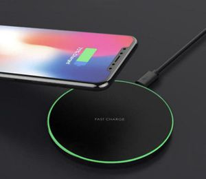 10 watts QI wireless charger for android and iPhone, galaxy note charger, s9 charger, iphone charger for Sale in Phoenix, AZ