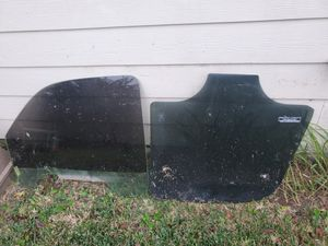 Chevy Tahoe Gmc Yukon driver side front and rear windows for Sale in Houston, TX