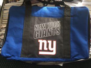 Giants duffle bag for Sale in Waterbury, CT