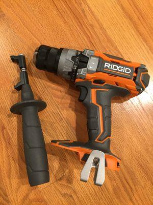 New RIDGID 18v Hammer Drill/Driver For Sale for Sale in Mukilteo, WA