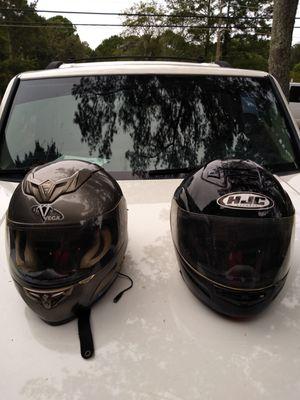 2 Motorcycle helmets for Sale in Lilburn, GA