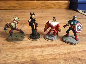 Disney Infinity Marvel Figures for Sale in Joliet, IL