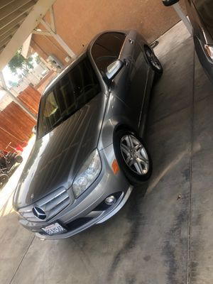 MERCEDES BENZ C350 2009 RUNS GREAT AND READY TO GO! THIS CAR WILL MAKE A FAMILY HAPPY REST DRIVE WELCOME for Sale in Los Angeles, CA