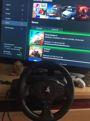 Whell racing for ps3 and ps4 for Sale in Oakland, CA