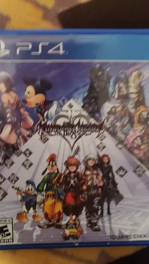 Kingdom hearts and mortal kombat for Sale in Commerce City, CO