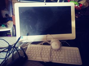 Hp all-in-one desktop computer for Sale in Alafaya, FL