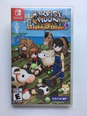 Harvest Moon: Light of Hope Nintendo Switch @VGs! for Sale in Austin, TX