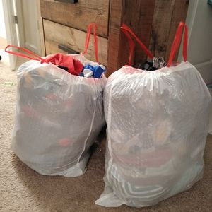 2 Extra Large Bags Of 2T-3T Boys Clothes for Sale in Fairfax, VA