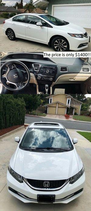 2013 Honda Price$1400 for Sale in East Longmeadow, MA