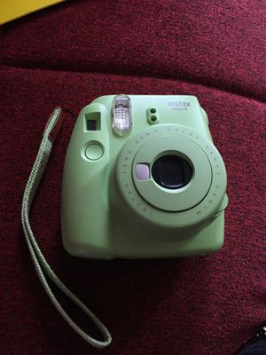 Instax mini 9 camera for Sale in The Bronx, NY