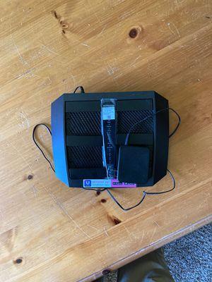 Netgear X6S AC3000 router for Sale in Mukilteo, WA