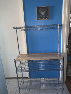TWO Amazon Kitchen Storage Baker's Racks for Sale in Mesa, AZ