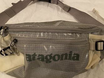 Patagonia Black Hole 5L Waist Pack (White) for Sale in Memphis,  TN