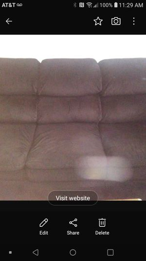 Couch set 4 sale for Sale in Versailles, KY