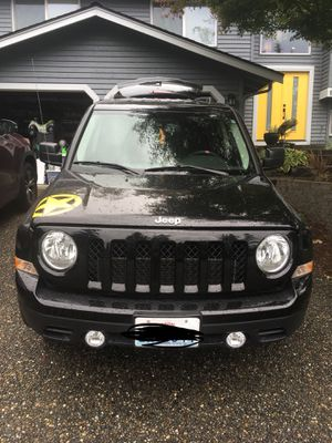 Jeep Patriot- 2016 for Sale in Seattle, WA