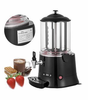 VEVOR 10L Commercial Hot Chocolate Machine Cocoa Melting Beverage Dispenser for Sale in Ontario, CA