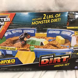 Monster Dirt Arena Set for Sale in Fort Bragg, NC