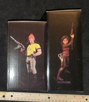 Firefly figure jayne cobb zoe wadhburne for Sale in Inglewood, CA
