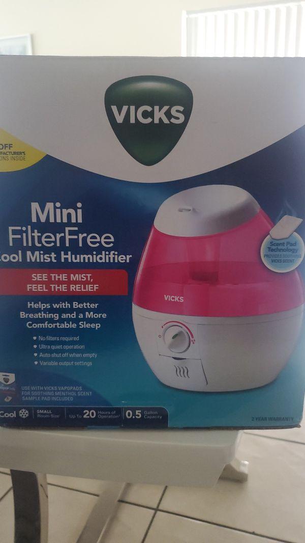 Vicks Humidifier
