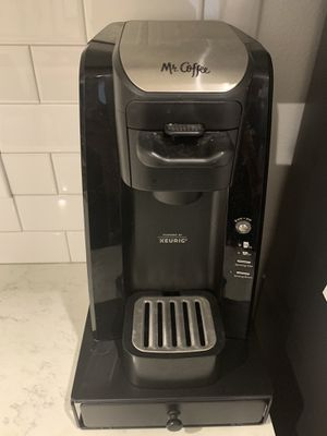 Mr Coffee Keurig and Coffee Pod Storage for Sale in Los Angeles, CA