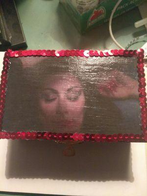 Morticia Addams box for Sale in Riverside, CA