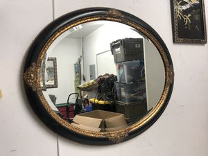 Wall Mirror Oval 26x32 for Sale in Los Angeles, CA