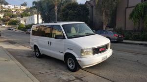 GMC Safari/Chevy Astro (CLEAN, LOW MILES) for Sale in Los Angeles, CA